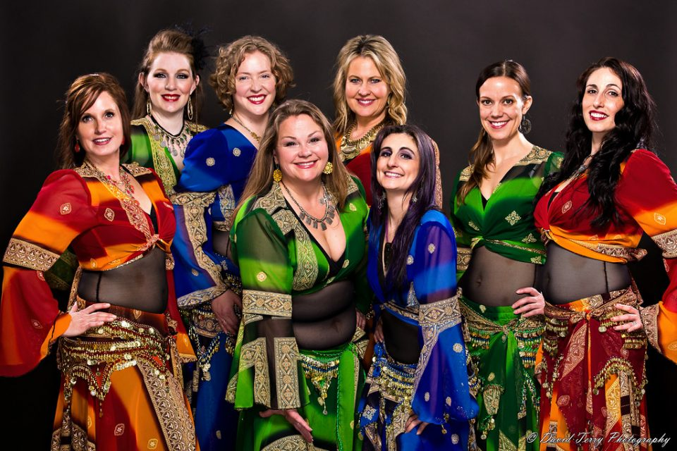 Middle Eastern/Belly Dance Troupe Desert Gypsy