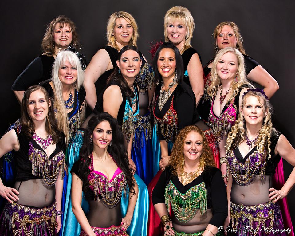Middle Eastern/Belly Dance Troupe Gypsy Rhythm