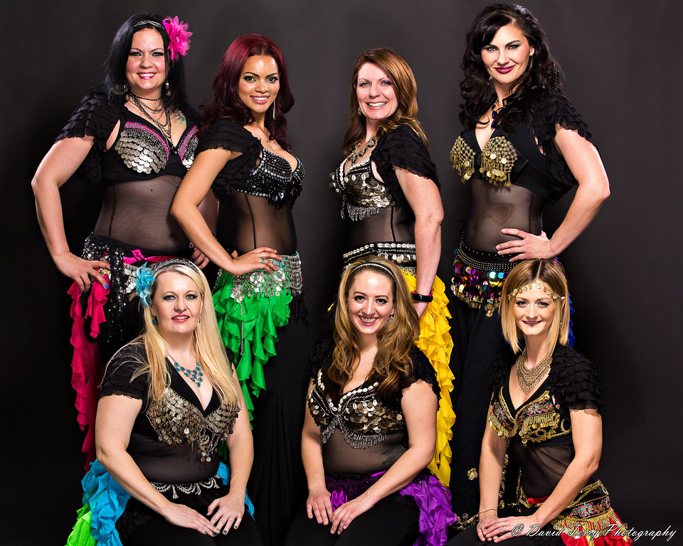 Middle Eastern/Belly Dance Troupe Gypsy Melody