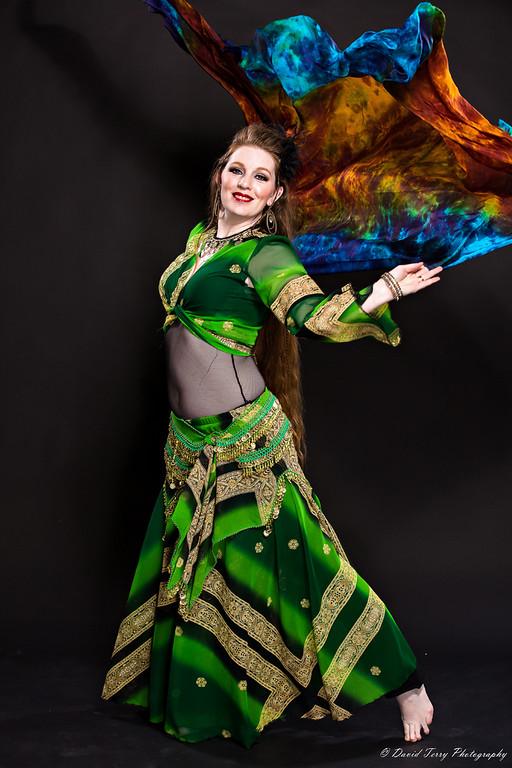 Middle Eastern/Belly Dancer